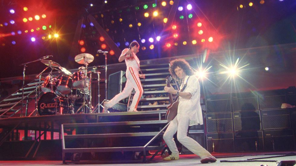 Queen Hungarian Rhapsody 1986 - Regrade & Remaster