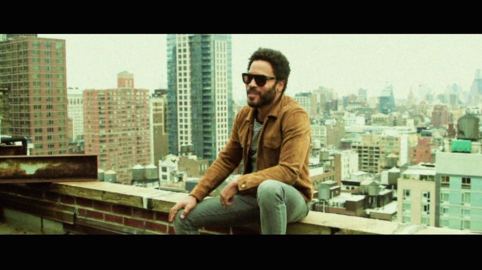 Lenny Kravitz Just Let Go